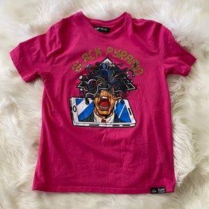Black Pyramid Graphic Shirt